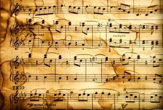 Music Notes - Obrázkek zdarma pro Motorola DROID