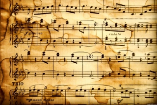 Music Notes - Obrázkek zdarma pro Samsung Galaxy S 4G