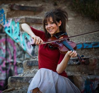 Lindsey Stirling Violin - Obrázkek zdarma pro 1024x1024