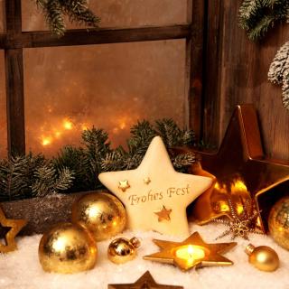 Happy Holidays - Obrázkek zdarma pro 1024x1024