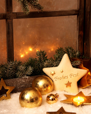 Happy Holidays - Obrázkek zdarma pro 240x400