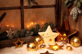 Happy Holidays - Obrázkek zdarma pro 220x176