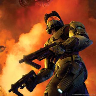 Halo 3 Game - Obrázkek zdarma pro 320x320
