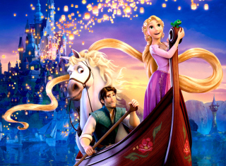 Tangled Background for Android, iPhone and iPad