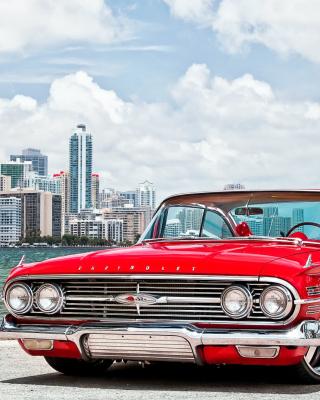 Chevrolet Impala - Obrázkek zdarma pro Nokia 300 Asha