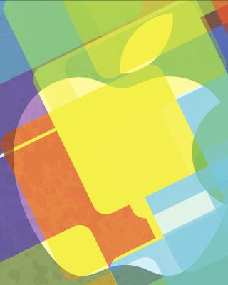 Macbook Logo - Obrázkek zdarma pro Nokia Lumia 2520