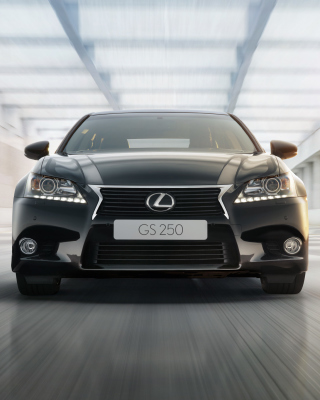 Lexus GS250 - Obrázkek zdarma pro 132x176