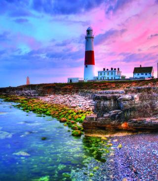 Lighthouse In Portugal - Obrázkek zdarma pro Nokia C2-00