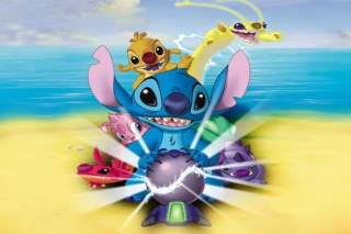 Free Lilo And Stitch Picture for Android, iPhone and iPad
