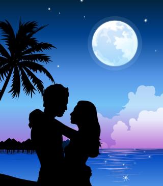 Romantic Paradise - Obrázkek zdarma pro iPhone 5C