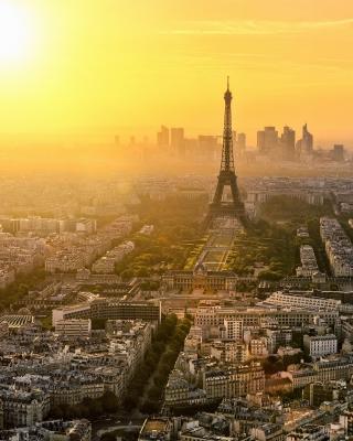 Paris Sunrise - Obrázkek zdarma pro Nokia X7