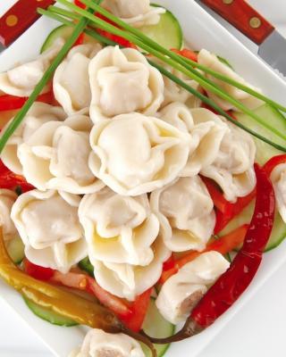Russian Cuisine - Obrázkek zdarma pro 360x640