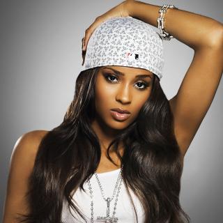 Ciara R&B Singer - Obrázkek zdarma pro iPad
