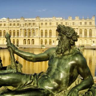 Palace of Versailles - Obrázkek zdarma pro 320x320