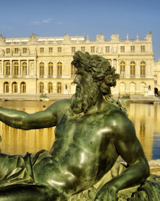 Palace of Versailles - Obrázkek zdarma pro Nokia C3-01 Gold Edition