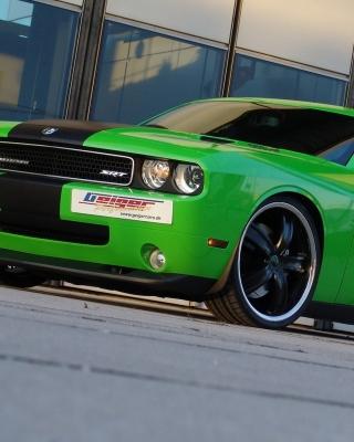 2011 Dodge Challenger SRT8 392 - Obrázkek zdarma pro 240x432