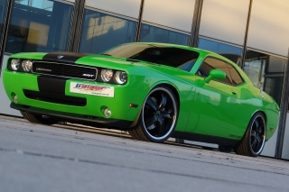 2011 Dodge Challenger SRT8 392 Background for Android, iPhone and iPad
