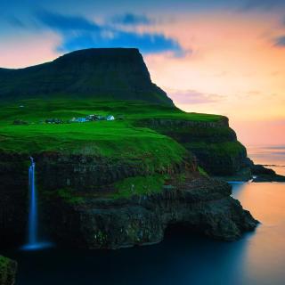 Faroe Islands - Obrázkek zdarma pro iPad