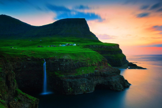 Faroe Islands Wallpaper for Android, iPhone and iPad