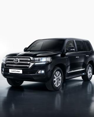 Toyota Land Cruiser 200 - Obrázkek zdarma pro iPhone 3G