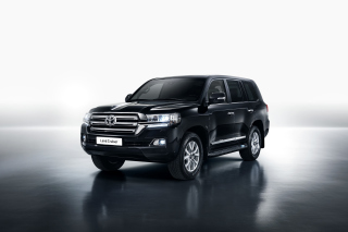 Toyota Land Cruiser 200 Wallpaper for Android, iPhone and iPad