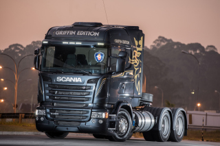Scania R480 Truck Picture for Android, iPhone and iPad