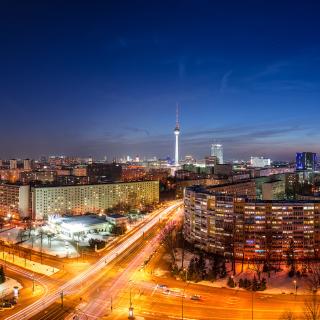 Berlin City Center - Obrázkek zdarma pro 1024x1024