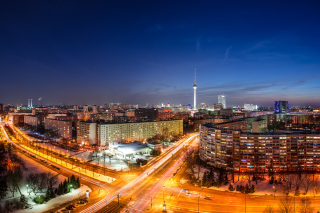 Berlin City Center - Obrázkek zdarma pro Nokia X2-01