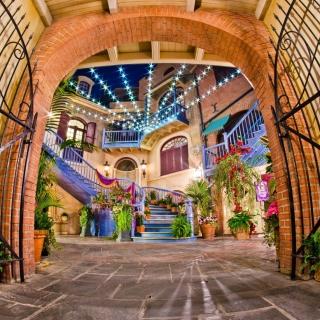 Disneylands Club 33 - Obrázkek zdarma pro 208x208