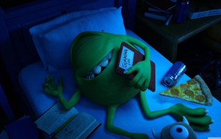 Free Monster University 2013 Mike Picture for Android, iPhone and iPad