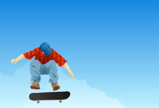 Skater Boy - Obrázkek zdarma pro Samsung Galaxy Tab 2 10.1