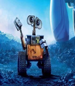 Wall-E - Obrázkek zdarma pro Nokia C-Series