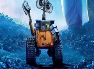 Wall-E - Obrázkek zdarma pro 960x854
