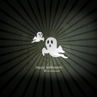 Halloween Phantom - Obrázkek zdarma pro iPad