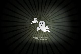 Halloween Phantom - Obrázkek zdarma pro 800x480