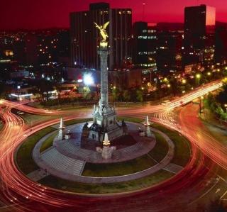 Mexico City - Obrázkek zdarma pro 208x208