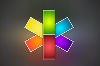 Color Kaleidoscope Background for Android, iPhone and iPad