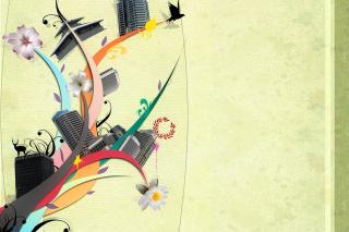 City Clipart - Obrázkek zdarma pro Nokia X2-01