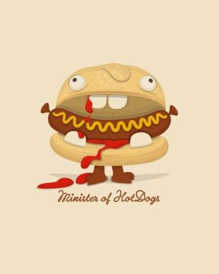 Minister Of Hot Dogs - Obrázkek zdarma pro Nokia X6