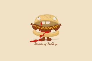 Minister Of Hot Dogs - Obrázkek zdarma pro Sony Xperia Tablet S