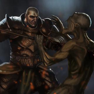 Diablo 3 - Obrázkek zdarma pro iPad
