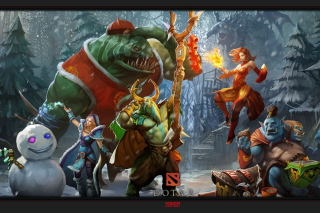 Dota 2 Heroes Picture for Android, iPhone and iPad