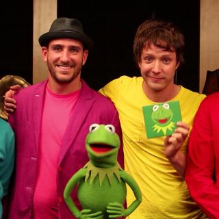 OK Go American Music Band - Obrázkek zdarma pro iPad mini