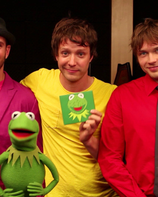 OK Go American Music Band - Obrázkek zdarma pro Nokia C2-03