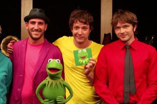 OK Go American Music Band - Obrázkek zdarma pro Nokia Asha 200