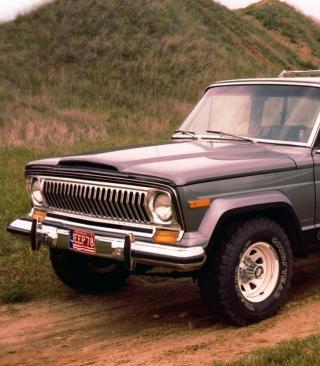 1976 Jeep Cherokee - Obrázkek zdarma pro Nokia Asha 503