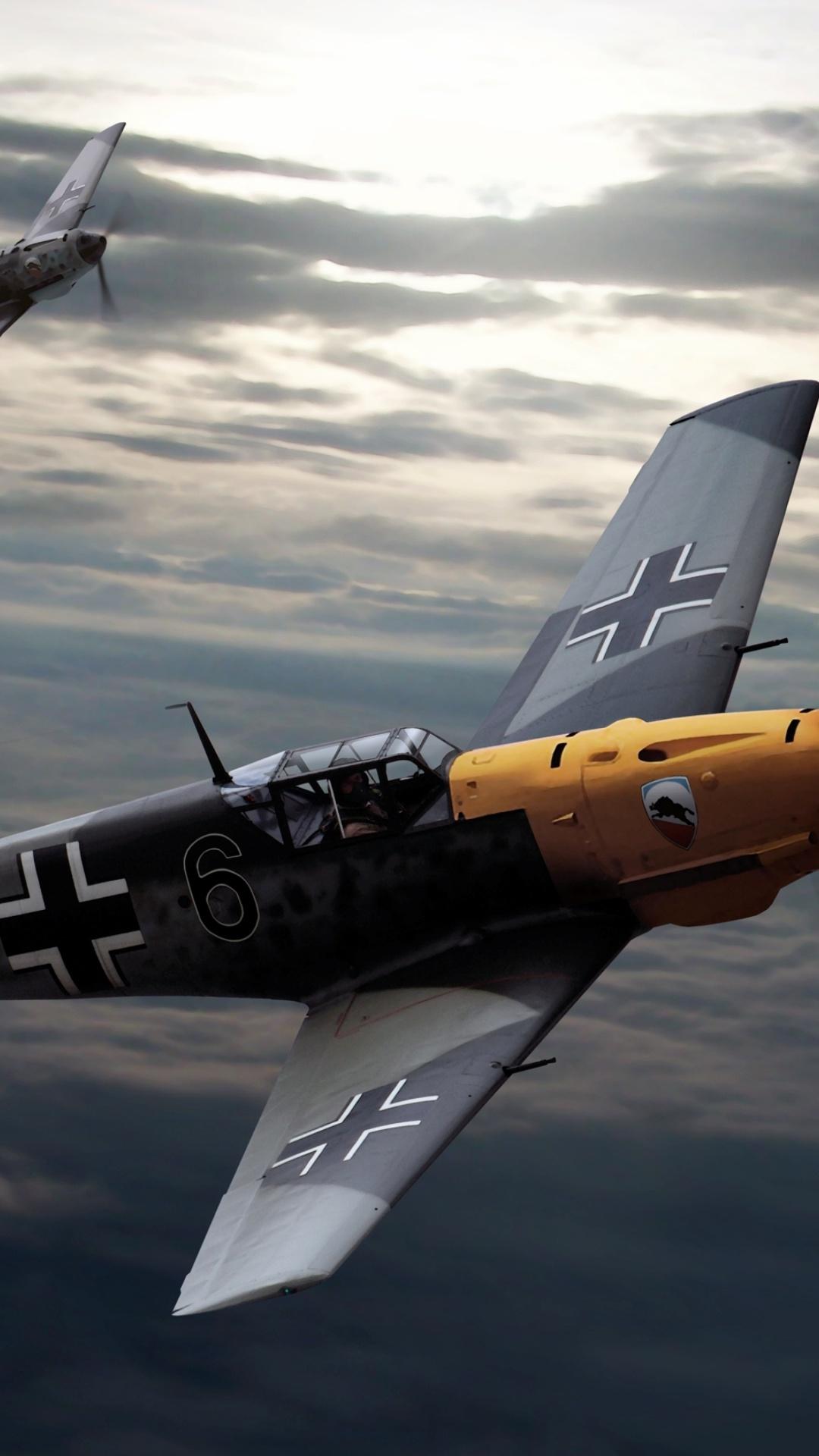 messerschmitt bf 109 german world war ii fighter aircraft