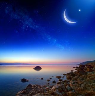 Moonlight - Obrázkek zdarma pro iPad mini