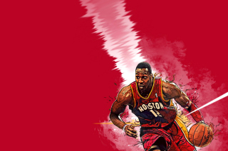 Dwight Howard, Houston Rockets - Obrázkek zdarma pro Widescreen Desktop PC 1920x1080 Full HD