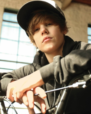 Justin Bieber - Obrázkek zdarma pro Nokia X1-00